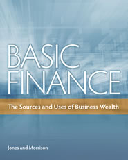 Image of Basic Finance Text Book