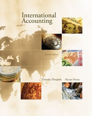 Image of International Accounting Book